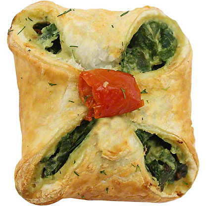 Central Market Creamy Spinach And Feta Pie, ea