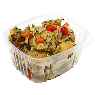 Central Market Roasted Potatoes with Red Peppers, Cippoline Onions & Herbs, lb