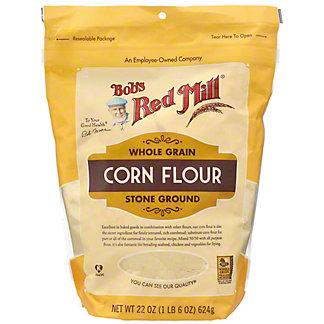 Bob's Red Mill Corn Flour, 22 oz