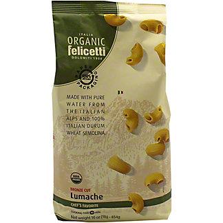 Felicetti Organic White Lumache, 1 lb