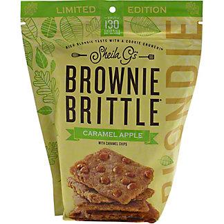 Sheila G's Caramel AppleBlondieBrownie Brittle With Caramel Chips, 5 oz