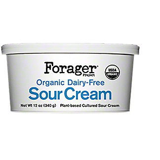 Forager Organic Dairy-Free Sour Cream, 12 oz