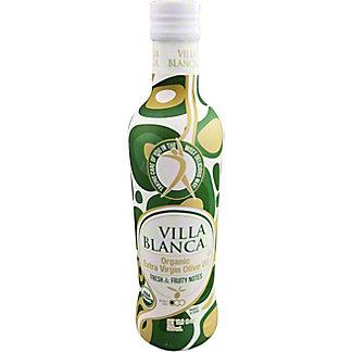 Villa Blanca Organic Extra Virgin Olive Oil, 16.9 oz