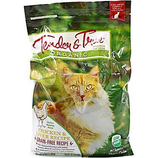 Tender & True Organic Chicken & Liver Cat Food, 3 lb