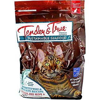 Tender & True Ocean Whitefish And Potato Cat Food, 3 lb