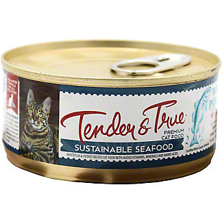 Tender & True Ocean Whitefish And Potato Cat Food, 5.5 oz