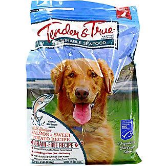 Tender & True Salmon And Sweet Potato Dog Food, 4 lb