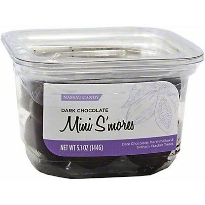 Nassau Candy Dark Chocolate Mini S'mores, 5.1 oz