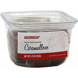 Nassau Candy Milk Chocolate Caramallows, 5.75 oz