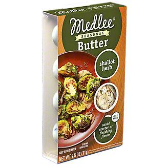 Medlee Shallot HerbButter, 2.5 oz