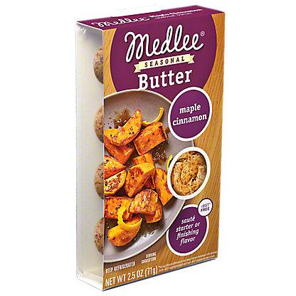 Medlee Maple CinnamonButter, 2.5 oz
