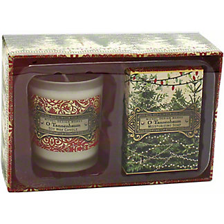 Michel Design Works O Tannenbaum Candle And Soap, 4.6 oz