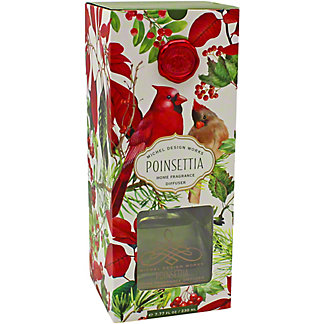 Michel Design Works Poinsettia Diffuser, 17.7 oz