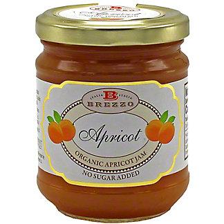 Brezzo Organic Apricot Jam, 7.4 oz
