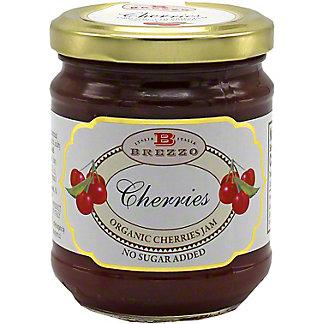 Brezzo Organic Cherry Jam, 7.4 oz