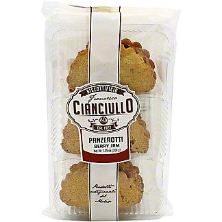 Cianciullo Panzerotti with Berry Jam, 7.05 oz