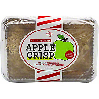 The Festive Kitchen Apple Crisp, 25 oz