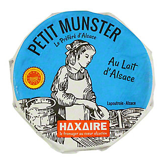 Haxaire Petit Munster, 4.4 oz