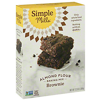 Simple Mills Brownie Mix, 12.9 oz