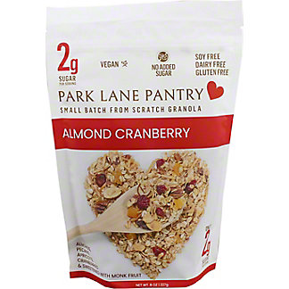 Park Lane Pantry Almond Cranberry Crunch Granola, 8 oz
