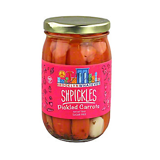 Brooklyn Whatever Shpickles Pickled Carrots, 16 oz