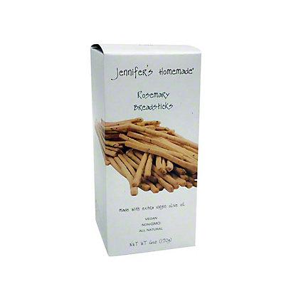 Jennifer's Homemade Breadsticks Rosemary, 5 oz