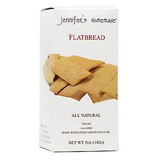Jennifer's Homemade Original Flatbread, 5 oz