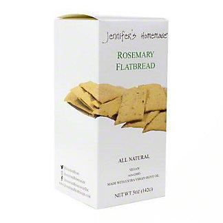 Jennifer's Homemade Rosemary Flatbread, 5 oz
