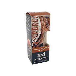 Peter's Yard Original Sourdough Crispbreads, 5.1 oz