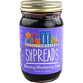 Brooklyn Whatever Blazing Blueberry Jam, 9 oz