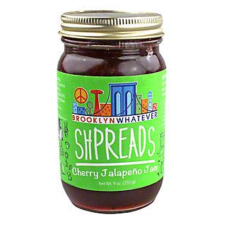 Brooklyn Whatever Cherry Jalapeno Jam, 9 oz