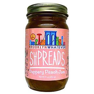 Brooklyn Whatever Peppery Peach Jam, 9 oz