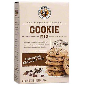 King Arthur Flour Outrageous Chocolate Chip Cookie Mix, 24 oz