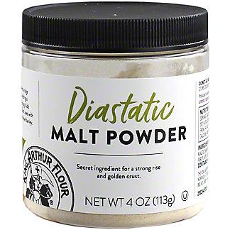 King Arthur Flour Diastatic Malt Powder, 4 oz