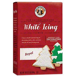 King Arthur Flour Classic White Icing Mix, 16 oz