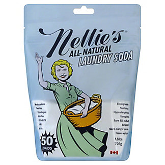 Nellie's All-Natural 50 Load Laundry Soda , 1.6 lbs