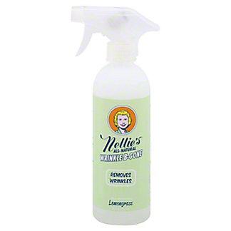 Nellie's All-Natural Lemongrass Wrinkle B-gone, 16 oz
