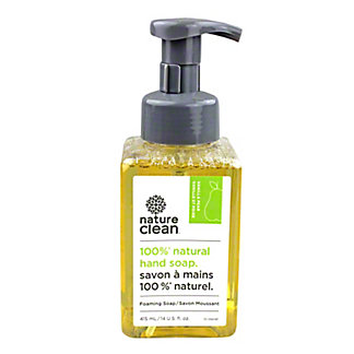 Nature Clean Vanilla Pear Natural Foaming Hand Soap  , 14 fl oz