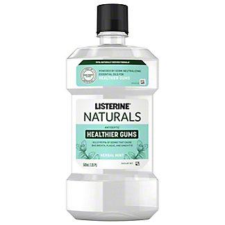 Listerine Naturals Antiseptic Herbal Mint, 4.06 pt