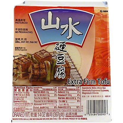 Nasoya Sansui Extra Firm Tofu, 16 oz