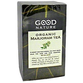 Good Nature Organic Marjoram Tea, 20 ct