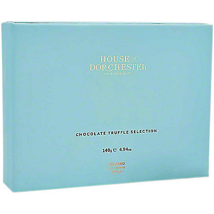 House Of Dorchester Chocolate Truffle Selection Box of 12, 4.94 oz