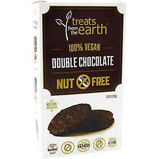 Treats From The Earth Nut Free Double Chocolate Chip Cookie Dough, 200 g