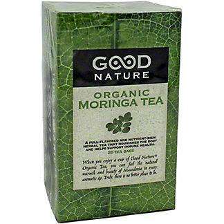 Good Nature Organic Moringa Tea, 20 ct