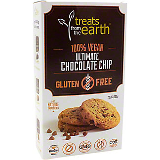 Treats From The Earth Gluten Free Ultimate Chocolate Chip Cookie , 200 g