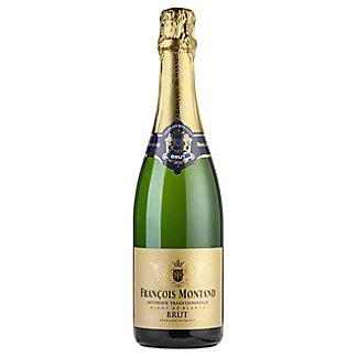 Francois Montand Brut Sparkling Wine, 750 mL