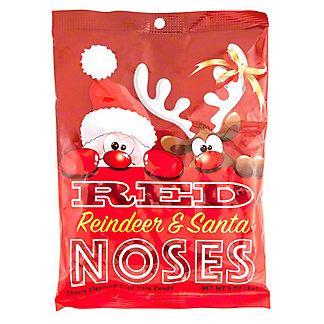 Amusemints Reindeer & Santa Noses Cherry Sours, 5 oz