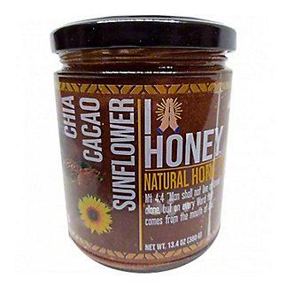 Honey Blossom Cacao ChiaSunflower Honey, 13.4 oz