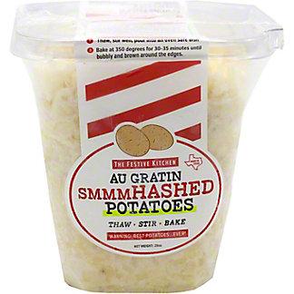 Festive Kitchen Au Gratin Smmmhashed Potatoes, 28 oz