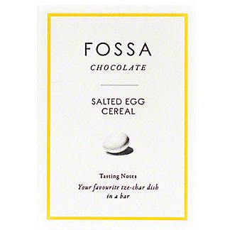 Fossa Salted Egg Cereal Bar, 50 gr